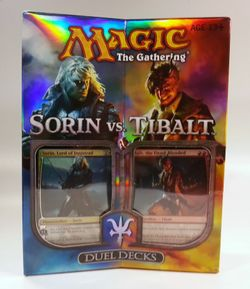 MtG Magic Duel Decks Sorin vs. Tibalt (englisch)