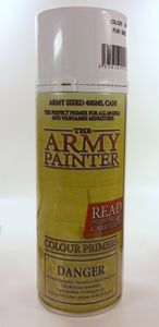 The Army Painter Spray Colour Primer Leather Brown