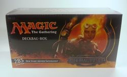 Deckbau Box 2014 deutsch MtG Magic Deck Builder's Toolkit