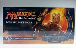 Deck Builder's Toolkit 2014 englisch MtG Magic Deckbau Box