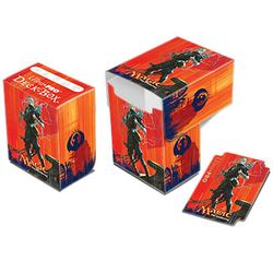 Dragon's Maze Deckbox V2 Magic the Gathering MtG Ultra Pro – Bild 1