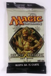 10th Edition Booster italienisch - Magic the Gathering MtG
