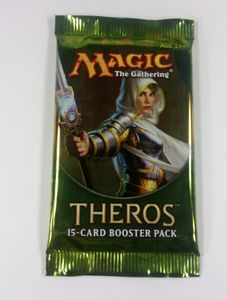 Theros Booster englisch Magic the Gathering MtG Booster Pack