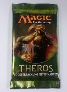 Theros Booster deutsch Magic the Gathering MtG Booster Pack