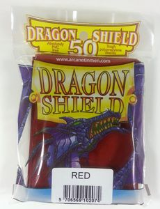 50 Dragon Shield Standard Sleeves - Farbe auswählen - – Bild 10