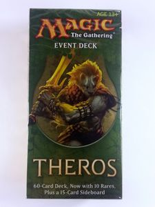 Theros Event Deck - Inspiring Heroics englisch - Magic MtG