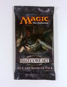 Magic:The Gathering 2012 Core Set Booster (englisch) M2012