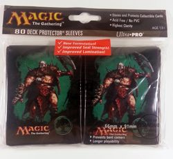 Magic the Gathering Sleeves Mana 4 (80) - Farbe wählen - – Bild 3
