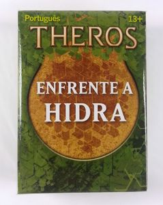 Theros Challenge Deck - Enfrente a hidra - portugiesisch Magic MtG