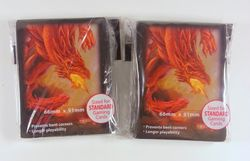 100 Ultra Pro Sleeves - Jeff Easley Dragon Schutzhüllen