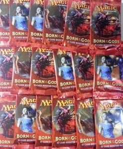18x Born of the Gods Booster englisch MtG Magic the Gathering