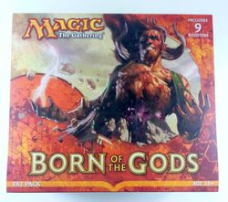 Born of the Gods Fat Pack - englisch MtG Magic