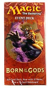 Born of the Gods Event Deck - Underworld Herald - Magic MtG