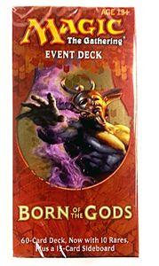 Born of the Gods Event Deck - Underworld Herald - Magic MtG
