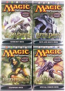 Fifth Dawn Theme Deck Set englisch Magic MtG