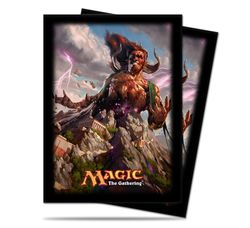 MTG Born of the Gods Sleeves 2 - 80 Ultra Pro Hüllen für Magic Karten – Bild 1
