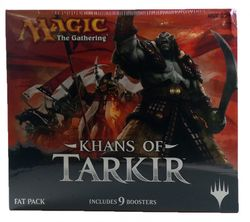 Khans of Tarkir Fat Pack - englisch MtG Magic the Gathering