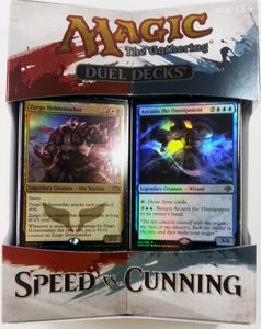 Speed vs. Cunning Magic the Gathering Duel Decks englisch MtG