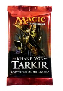 Khane von Tarkir Booster MtG Magic the Gathering deutsch