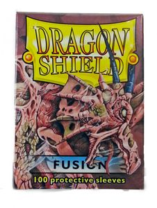 100 Dragon Shield Card Sleeves / Hüllen ( Fusion)