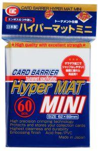 KMC SMALL Sleeves - Hyper Mat Sleeves - Farbe auswählen – Bild 7