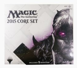 Magic 2015 Core Set Fat Pack - englisch MtG Magic the Gathering
