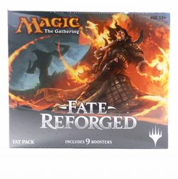 Fate Reforged Fat Pack - englisch MtG Magic the Gathering – Bild 1