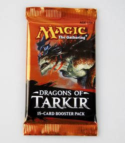 Dragons of Tarkir Booster englisch - Magic the Gathering