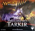 Dragons of Tarkir Fat Pack - englisch MtG Magic the Gathering 001
