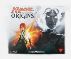Magic Origins Fat Pack - englisch MtG Magic the Gathering – Bild 1