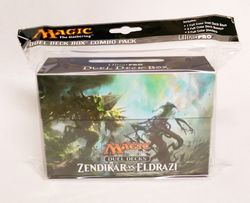 Ultra Pro Deck Box MTG Duel Decks Zendikar vs. Eldrazi Deckbox