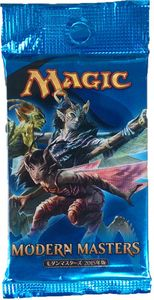 Modern Masters 2015 Booster Pack JAPANISCH - Magic the Gathering japanese