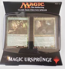 Magic Ursprünge Clash Pack - Magic the Gathering deutsch