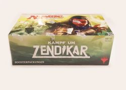 Kampf um Zendikar Booster Display deutsch