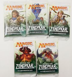 Battle for Zendikar Holiday Gift Box  – Bild 4