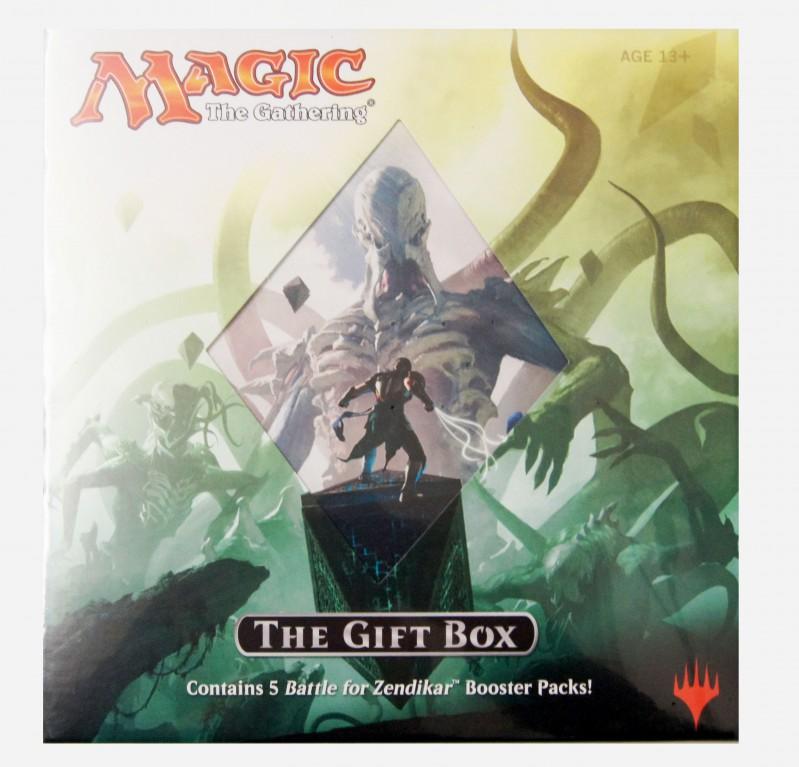 Battle for Zendikar Holiday Gift Box