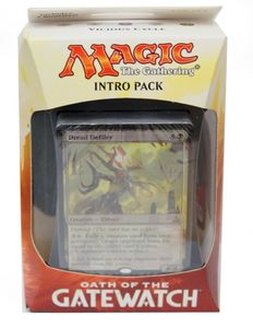 Oath of the Gatewatch Intro Pack englisch - MtG Deck – Bild 4