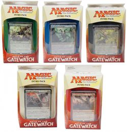 Oath of the Gatewatch Intro Pack englisch - MtG Deck – Bild 1