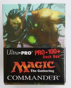 Ultra Pro Deckbox 100+ - Commander 2015 Deck Box  – Bild 3