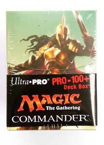 Ultra Pro Deckbox 100+ - Commander 2015 Deck Box  – Bild 5