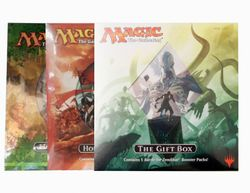 Holiday Gift Box Set - Theros + Khans of Tarkir + Battle for Zendikar