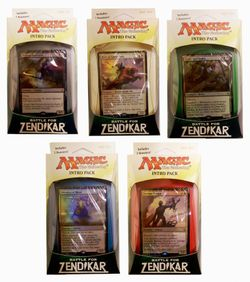 Battle for Zendikar Intro Pack - englisch - MtG Deck – Bild 1