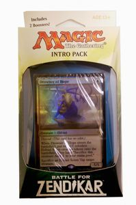 Battle for Zendikar Intro Pack - englisch - MtG Deck – Bild 4