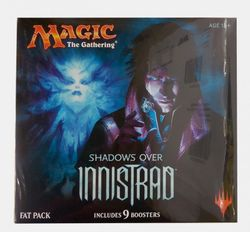 Magic Shadows over Innistrad Fat Pack - englisch