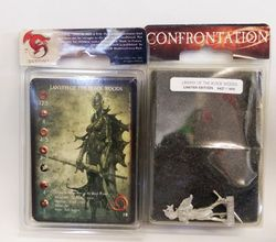 Confrontation : Lanyfh of the Black Woods Limited Edition : englisch
