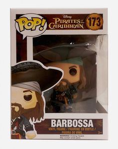 Funko POP! Movies - Pirates of the Carribean - Barbossa #7106