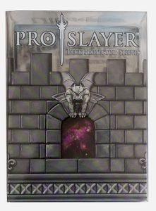 100 Ultra Pro Standard Pro-Slayer Sleeves - black / schwarz – Bild 2