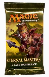 Eternal Masters 2016 Booster Pack englisch - Magic the Gathering