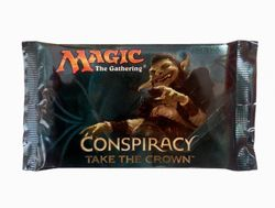 Conspiracy - Take the Crown Booster Pack englisch