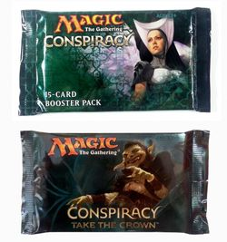 Conspiracy Booster Set - englisch - Magic the Gathering